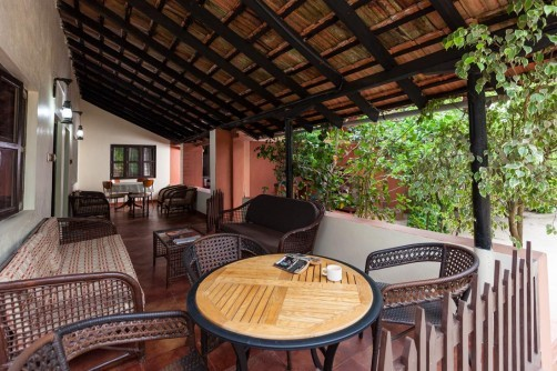 The Hidden Valley Homestay, Chikmagalur