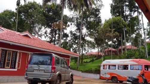 Pappy's Nest Resort, Wayanad
