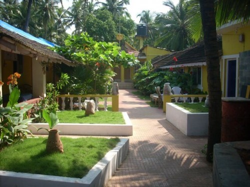 Sai Prasad Guest House, Anjuna